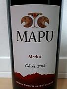 マプ メルロ(2018)