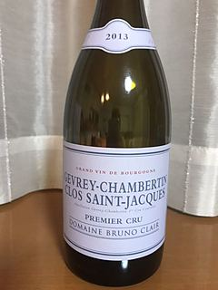 Dom. Bruno Clair Gevrey Chambertin 1er Cru Clos Saint Jacques