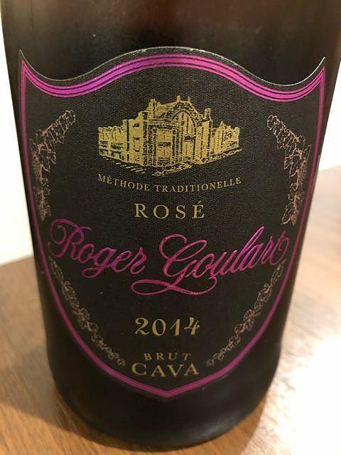 Roger Goulart Rosé Brut Black Label
