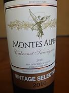 モンテス・アルファ カベルネ・ソーヴィニヨン ヴィンテージ・セレクション(2010)