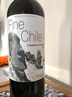 Fine Chile Cabernet Sauvignon(ファイン・チリ カベルネ・ソーヴィニヨン)
