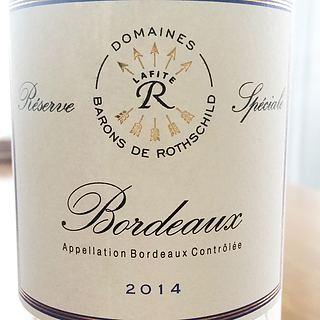 Dom. Barons de Rothschild Bordeaux Réserve Spéciale Blanc