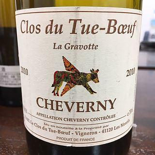 Clos du Tue Boeuf Cheverny La Gravotte