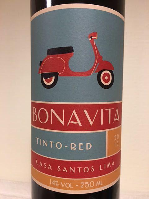 Casa Santos Lima Bonavita Tinto