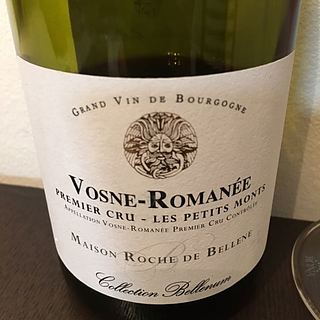 Maison Roche de Bellene Vosne Romanée 1er Cru Les Petits Monts Collection Bellenum