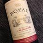 A de Luze & Fils Royal Rouge