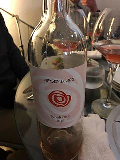 Alps Wine Assemblage Type R Rose 2016(アルプス・ワイン アッサンブラージュ タイプ・アール ロゼ)