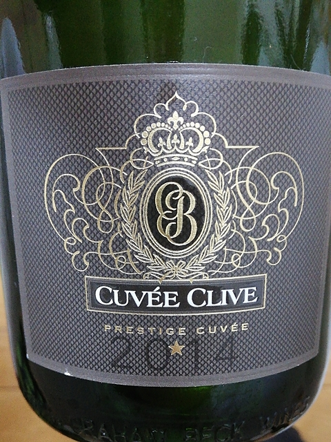 Graham Beck Cuvée Clive(グラハム・ベック キュヴェ・クライヴ)