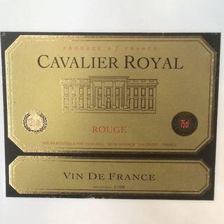 Cavalier Royal Rouge