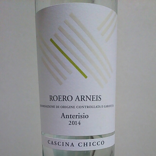 Cascina Chicco Roero Arneis Anterisio