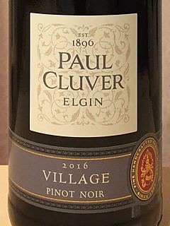 Paul Cluver Village Pinot Noir