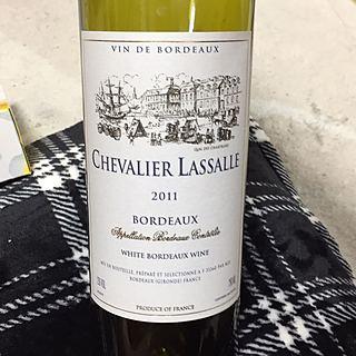Chevalier Lassalle Bordeaux Blanc