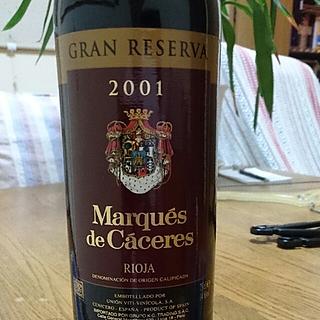 Marqués de Cáceres Gran Reserva