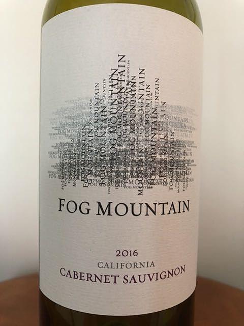 Fog Mountain Cabernet Sauvignon(フォグ・マウンテン カベルネ・ソーヴィニヨン)