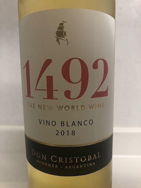 Don Cristóbal 1492 Blanco(ドン・クリストバル 1492 ブランコ)