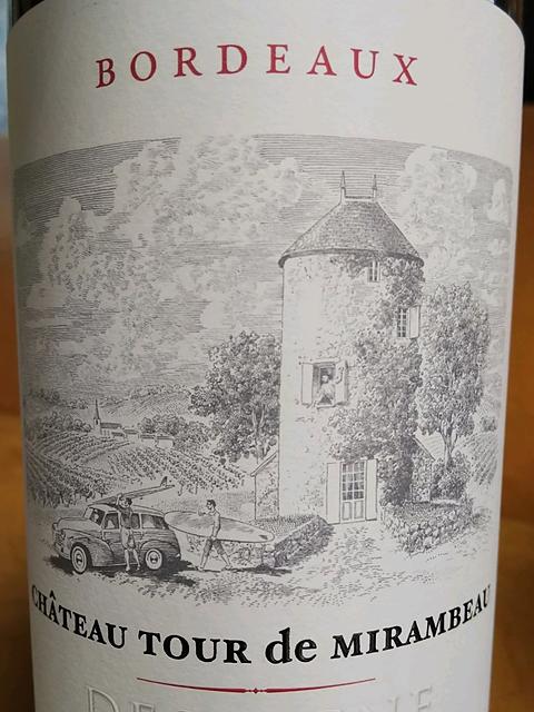 Ch. Tour de Mirambeau Rouge