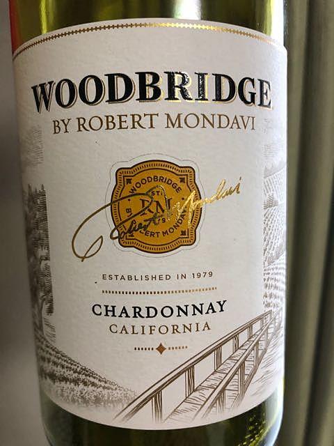 Woodbridge by Robert Mondavi Chardonnay