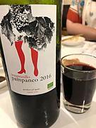 パンパネオ テンプラリーニョ(2016)