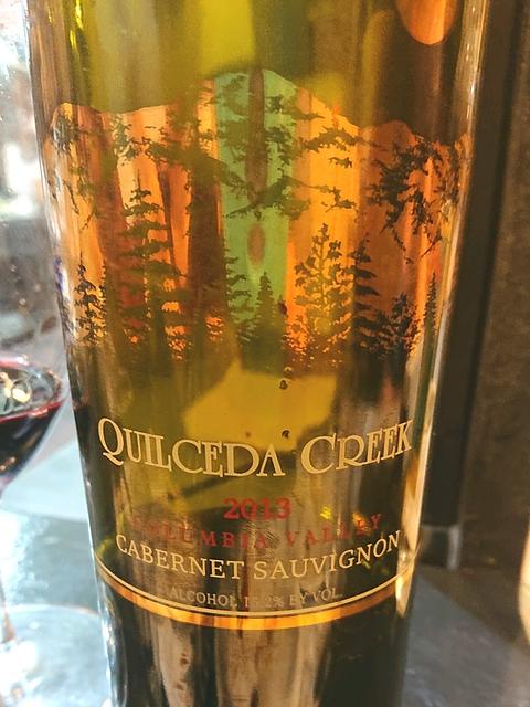 Quilceda Creek Cabernet Sauvignon 2013