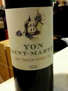 Yon Saint Martin(ヨン・サン・マルタン)