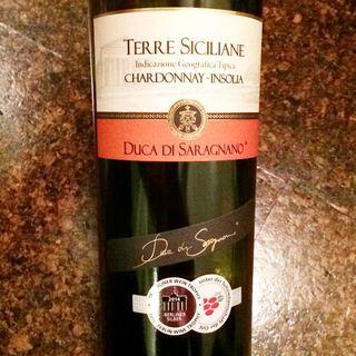 Duca di Saragnano Terre Siciliane Chardonnay Insolia