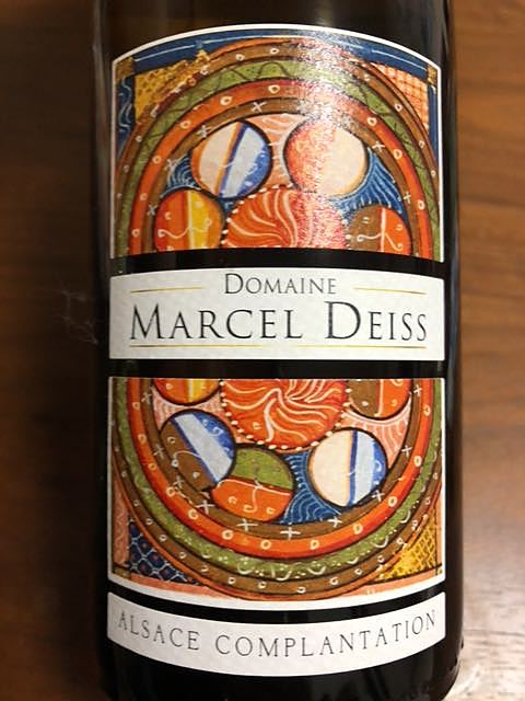 Dom. Marcel Deiss Alsace Complantation 2018