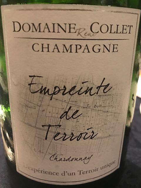 René Collet Empreinte de Terroir Chardonnay