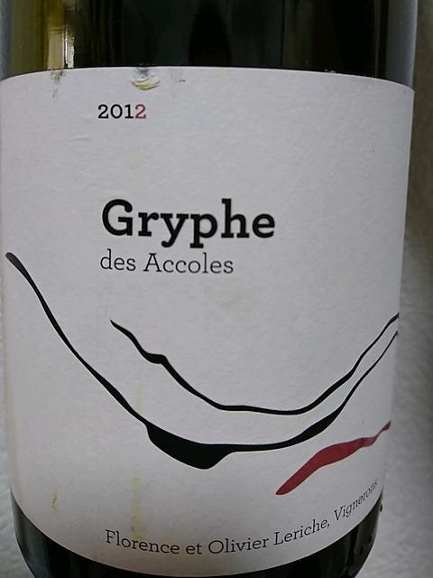 Gryphe des Accoles