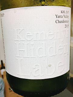 Kemenys Hidden Label KHL 2637 Yarra Valley Chardonnay