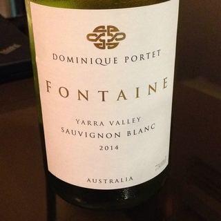 Dominique Portet Fontaine Sauvignon Blanc