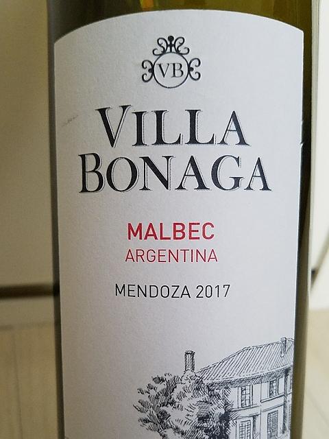 Villa Bonaga Malbec