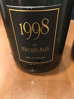 1998 by Maxime Blin Brut Nature