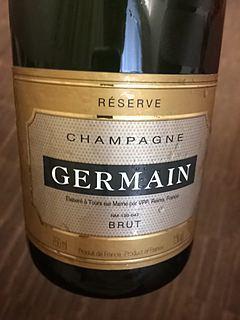 Champagne Germain Brut Réserve