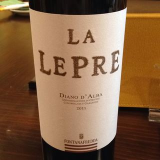 Fontanafredda La Lepre Diano d'Alba