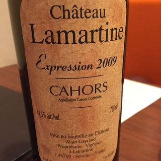 Ch. Lamartine Expression