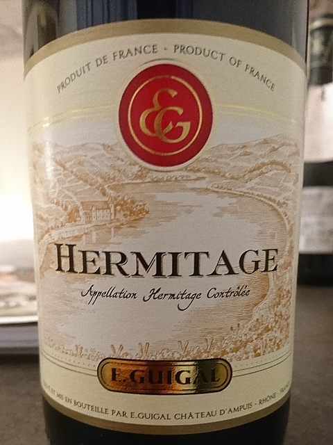E.Guigal Hermitage Rouge