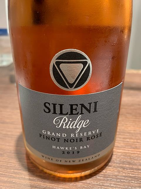 Sileni Ridge Grand Reserve Pinot Noir Rosé