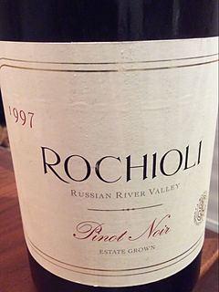 Rochioli Estate Pinot Noir(ロキオリ エステイト ピノ・ノワール)