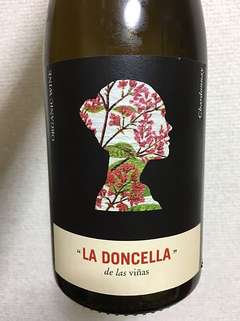 La Doncella Chardonnay
