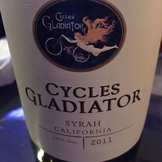 Cycles Gladiator California Syrah