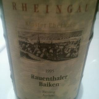 Kloster Eberbach Rauenthaler Baiken Riesling trocken(クロスター・エバーバッハ ラウエンターラー・バイケン リースリング トロッケン)
