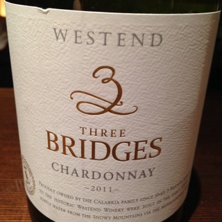 Calabria (Westend) 3 Three Bridges Chardonnay