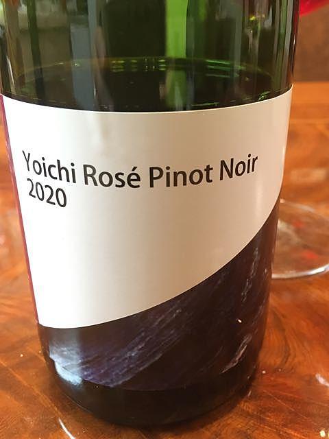 山田堂 Yamada-Dō Yoichi Rosé Pinot Noir(ヨイチ ロゼ ピノ・ノワール)