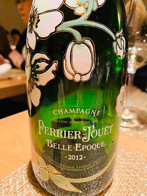 Perrier Jouët Belle Epoque(ペリエ・ジュエ ベル・エポック)