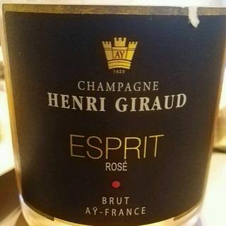 Henri Giraud Esprit de Giraud Rosé(アンリ・ジロー エスプリ・ド・ジロー ロゼ)
