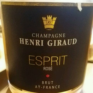 Henri Giraud Esprit de Giraud Rosé
