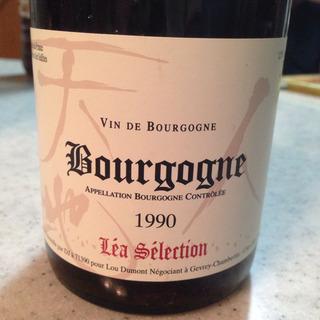 Lou Dumont Léa Sélection Bourgogne Blanc
