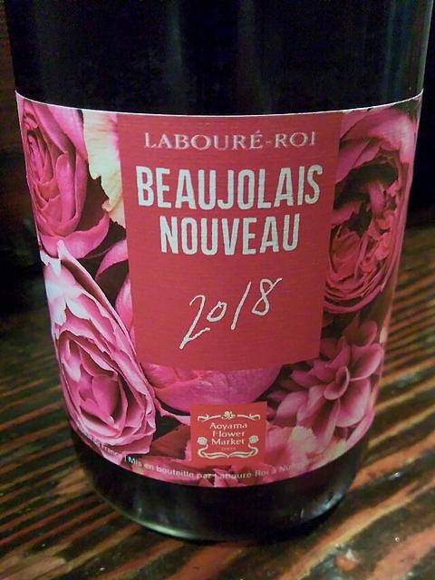 Labouré Roi Beaujolais Nouveau