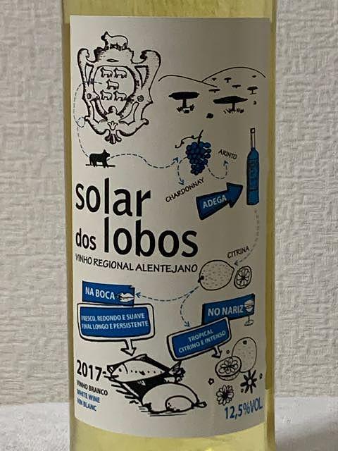 Solar dos Lobos Branco