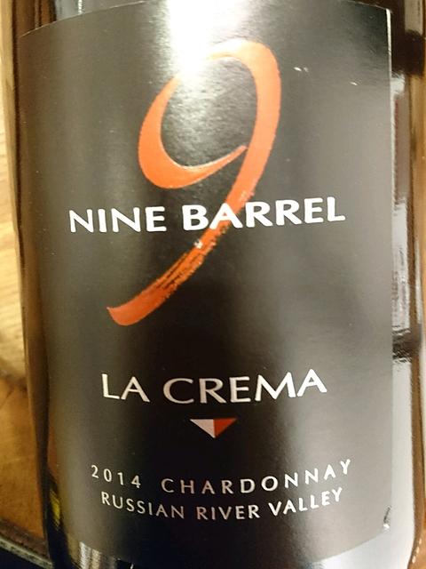 La Crema Nine Barrel Chardonnay